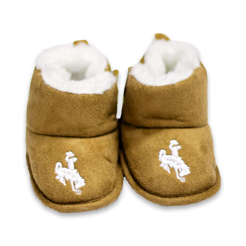 Baby Bucking Horse Slipper Booties