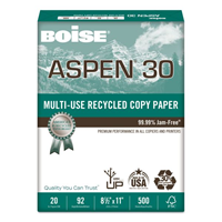 Boise Aspen 30 Multi-Use Recycled Copy Paper
