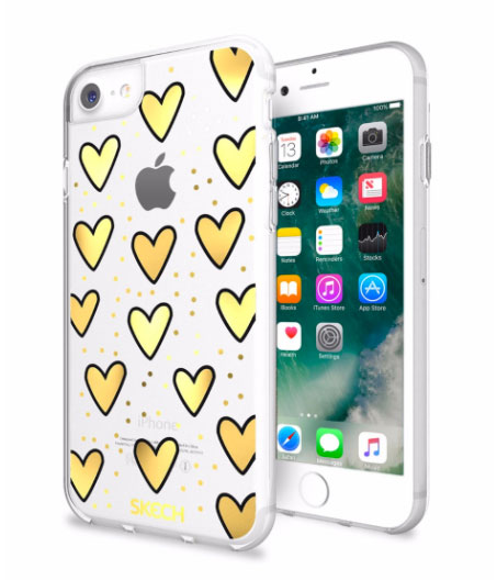 Skech® Hearts Fashion Case Iphone 7