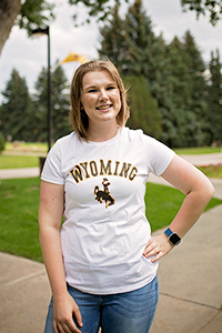 4G. CI Sport® Ladies Wyoming Arch Tee