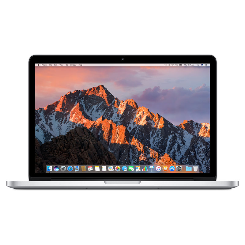 "Macbook Pro 13"" 2.0Ghz & 256Gb - Silver"