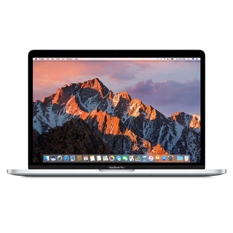 "Macbook Pro 13"" With Touch Bar 2.9Ghz & 256Gb - Silver"