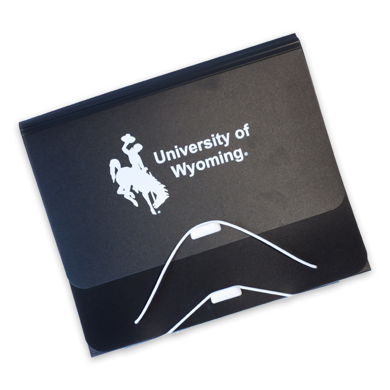 University Of Wyoming Binder Duo