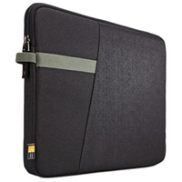 "Case Logic Ibira Carrying Case (Sleeve) for 15.6"" Notebook - Black"
