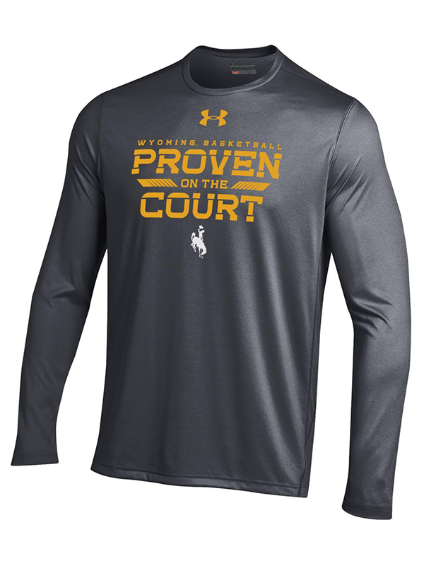 Under Armour® Proven On The Court Long Sleeve