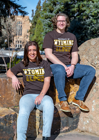 Champion® University of Wyoming Alumni Tee