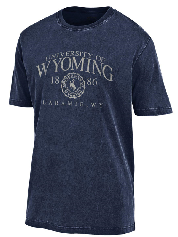 Outta Town University Of Wyoming Tee