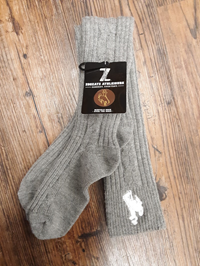 Zoozatz® Knee-High Boot Socks