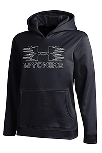 Youth Under Armour® Fleece Hoodie