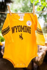 Third Street® Long Sleeve Wyoming Onesie