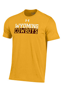 Under Armour® Short Sleeve Charged Cotton Tee