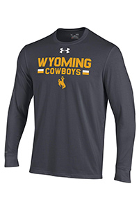 Under Armour® Charged Cotton Long Sleeve Tee