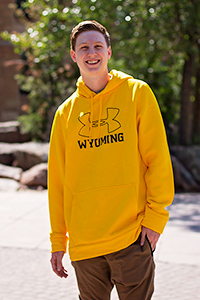 Under Armour® Wyoming Armour Fleece Hood