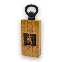 Timeless Etchings® Magnetic Bucking Horse Bottle Opener
