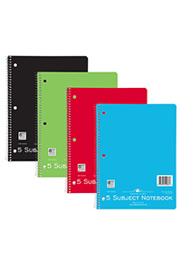 A Best Value! - Roaring Springs® 5 Subject Notebook