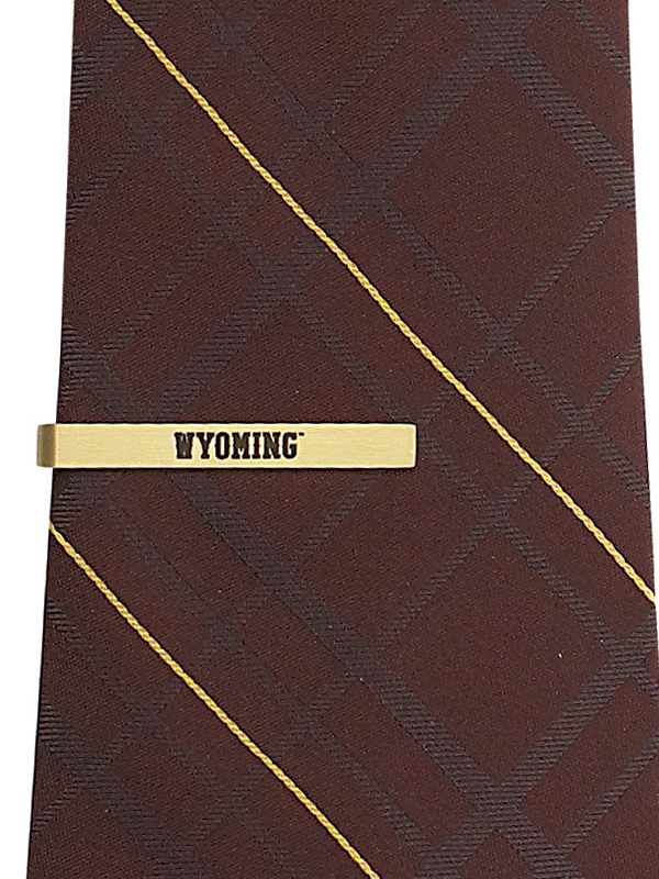 Contemporary Metal Wyoming Tie Bar (SKU 138345311079)