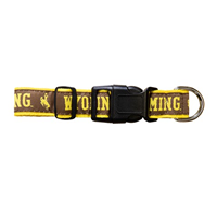 Spirit Products Ltd. Wyoming Dog Collar