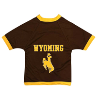 All Star Dogs® Wyoming Dog Jersey