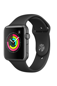 Apple® Watch Series 1 42Mm - Space Grey