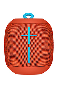 Ue® Wonderboom Bluetooth Speaker - Fireball Red