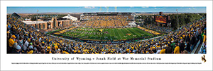 Blakeway™ War Memorial Stadium Panorama - Flat