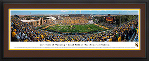 Blakeway™ War Memorial Stadium Panorama - Deluxe Frame