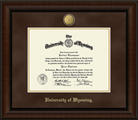 Church Hill Classics® 23K Medallion Diploma Frame in Lenox