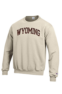 3B. Champion® Wyoming Arch Crew