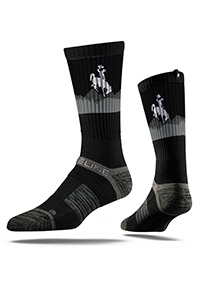 Strideline® Crew Bucking Horse Socks