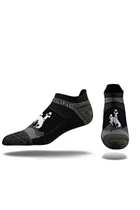 Strideline® No Show Bucking Horse Socks