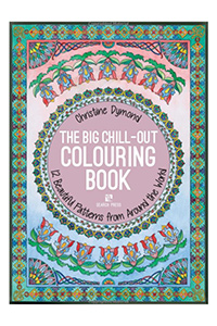 Big Chill Out Coloring Book