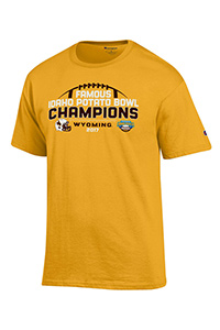 Champion® Potato Bowl Champions Short Sleeve Tee