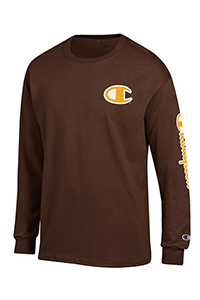 Champion® Branded Long Sleeve