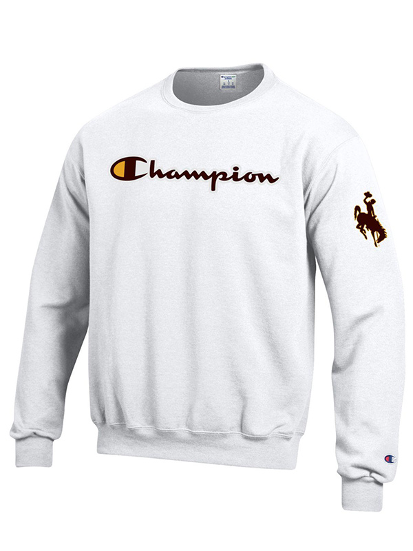 Champion® Script Co-Branded Crew (SKU 139239141424)