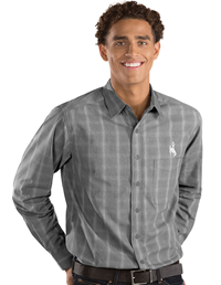 Antigua® Agent Patterned Button Down