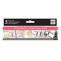 Appointment Planner Sticker Roll