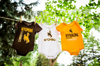 Colosseum® Wyoming 3-Onesie Pack