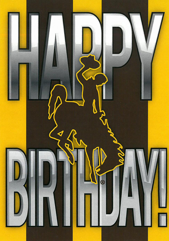 Happy Birthday Vertical Stripe Card (SKU 139012021428)