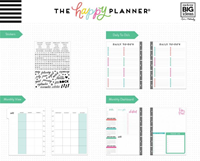 Happy Planner Ext Pack Your Vibe