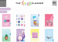 HAPPY PLANNER MINI BIG PLANS