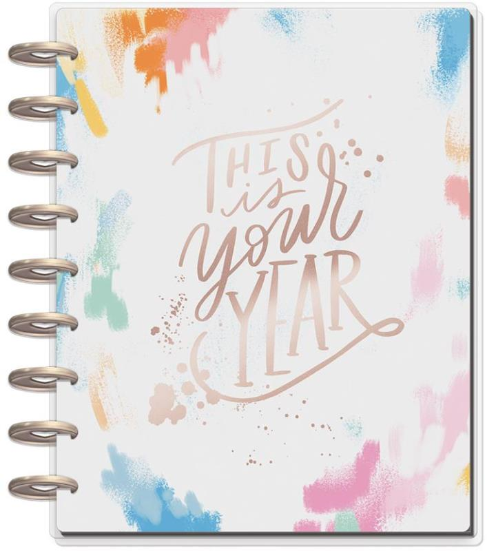 Happy Planner Med 18 Brushy (SKU 138976661426)