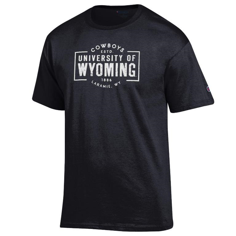 Champion® University Of Wyoming Tee (SKU 139029711185)