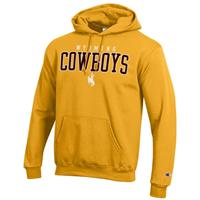 Champion® Wyoming Cowboys Hoodie