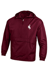 Champion® Hooded Packable Jacket