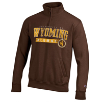 Champion® Wyoming Alumni 1/4 Zip