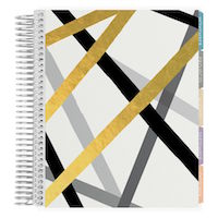 Planner Academic Paper Stripes