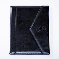 Padfolio - Tri-Fold Envelope With Bucking Horse