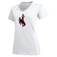 Gear for Sports® Ladies Bucking Horse Mia V Tee
