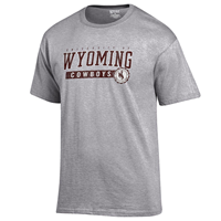 Gear For Sports® University Of Wyoming Cowboys Faux Seal Soft Tee