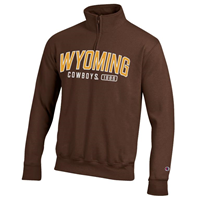 Champion® Wyoming Cowboys 1886 1/4 Zip